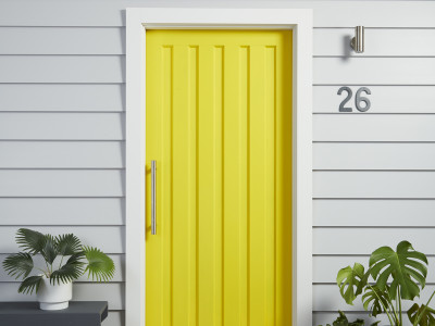 6 bright and beautiful yellow ideas for your home