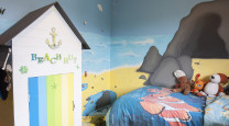 Imagination inspires 3 kids' rooms photo