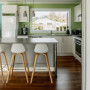 kitchen inspiration, kitchen design, kitchen ideas, kitchen decor, green interior inspiration