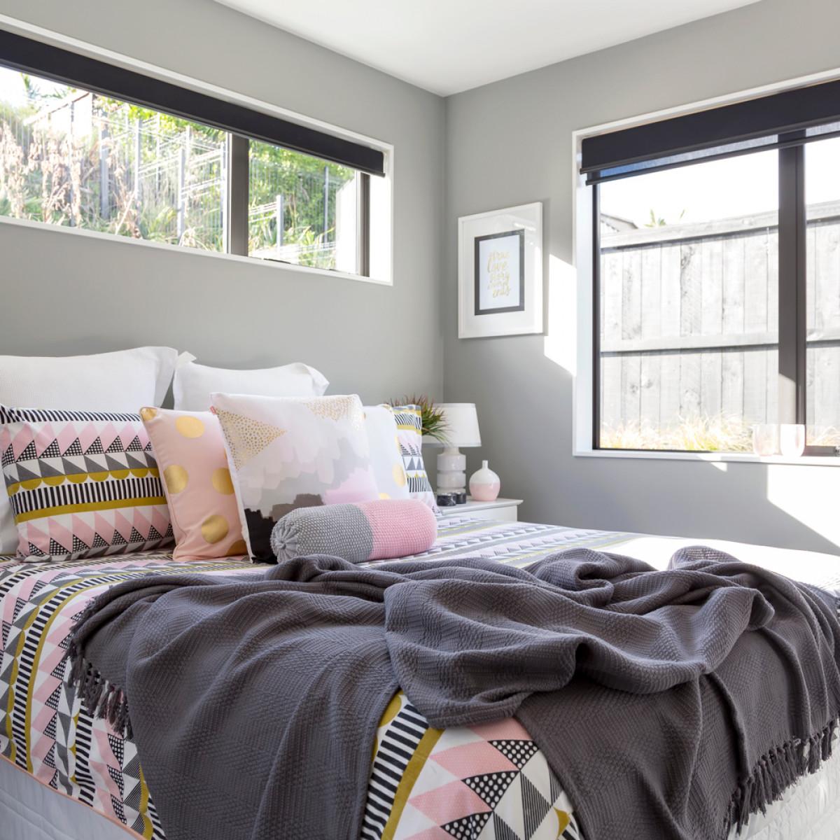 Jenna And Paul Turn Plain Into Perfect Habitat By Resene