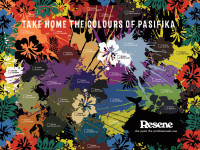 Resene to bring colour to Pasifika's painting area