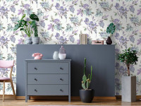 6 floral wallpaper designs that will almost convince you it's spring