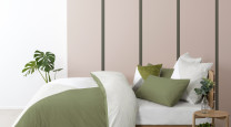 Four easy-peasy colour blocking bedroom ideas from Resene Living photo