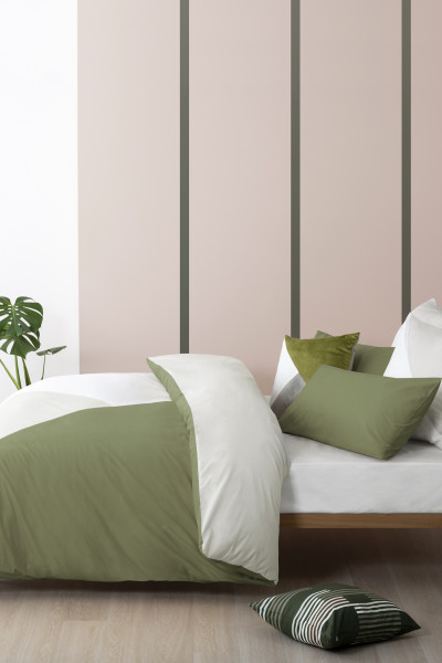 Four easy-peasy colour blocking bedroom ideas from Resene Living