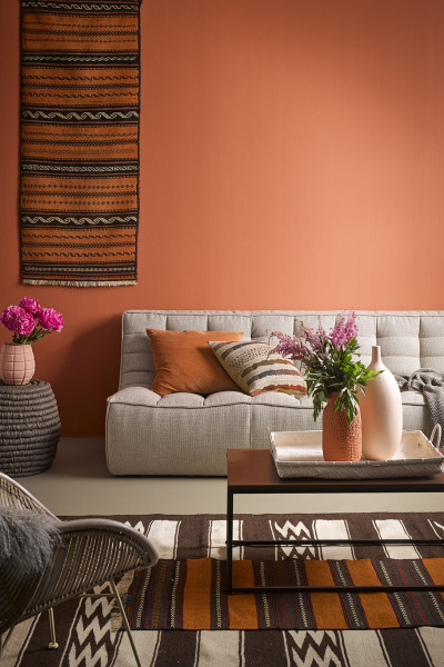 Create an endless summer in your home using a sun-kissed colour palette that brings the warmth indoors