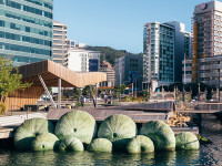 North Kumutoto is a heritage-meets-happy-place on Wellington's waterfront