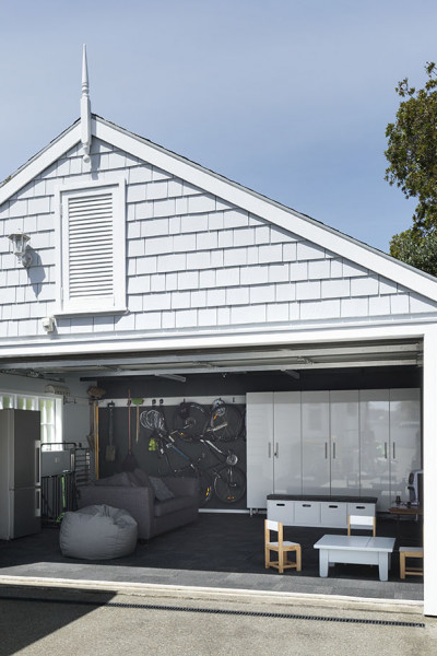 Transform your garage into a space you actually want to be in