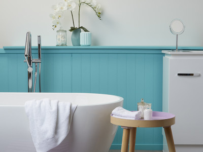 Try these 5 blue bathroom ideas for a true showstopper