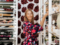 Embrace colour and patterns says Bolt of Cloth owner Suzannah Tonascia