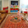 rumpus room inspo, play room, kids play room inspiration, living room inspiration, warm neutrals, Resene