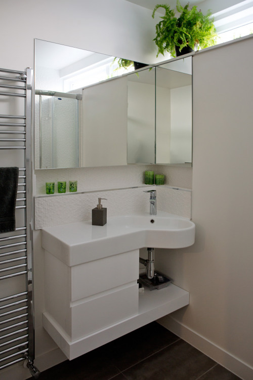guest bathroom ideas, guest bathroom inspiration, neutral bathroom, neutral decorating, Resene