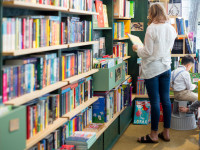 Kid-centric bookstore brings the colour